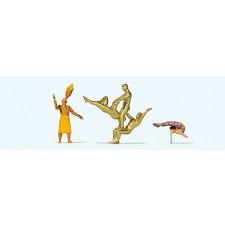 Artistes de cirque #