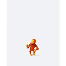 jeune orang outang