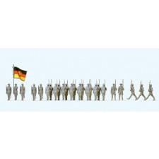 25 soldats à peindre, ddr