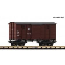 Gedeckter Güterwagen, DR