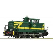Diesel locomotive Reeks 80, SNCB
