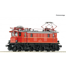 E-Lok Rh 1245 ÖBB blut.Snd.
