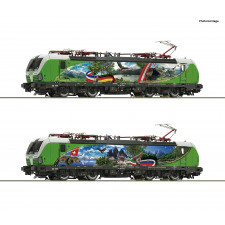 "E-Lok BR 193 ""Alpen"" Snd."