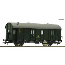 Bahnpostwag. grün DB