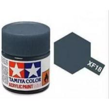 XF18 bleu moyen - mat -  Tamiya - peinture acrylique 10 ml