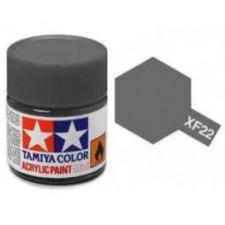 XF22 gris rlm - mat -  Tamiya - peinture acrylique 10 ml