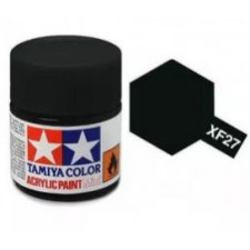 XF27 vert noir - mat -  Tamiya - peinture acrylique 10 ml