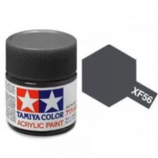 XF56 gris metal - mat -  Tamiya - peinture acrylique 10 ml