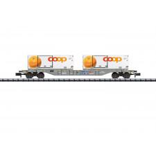 Containertragwagen Kühltransp