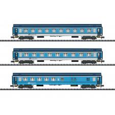 Personenwagen-Set Schnellzug
