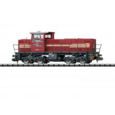 MAK DE 1002 der Bentheimer Eisenbahn