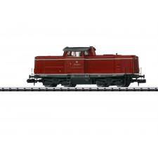 Diesellokomotive BR 212, DB, Ep. IV - automne20