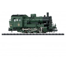 Dampflokomotive R4/4 Pfalzbahn - 2. Q 2021