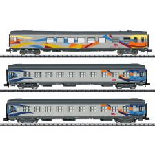 Personenwagen-Set SNCF Ep VI - 4. Q 2021