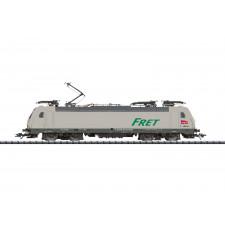 Locomotive électrique BR E 186 SNCF