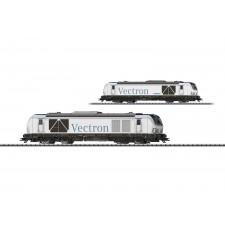 Locomotive diesel BR 247 -  privat  -  époque : VI