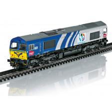 Diesellokomotive Class 66, SNCF, Ep. V - automne20