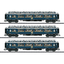 Simplon-Orient-Express-Set 2, 3 Wag., II