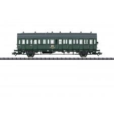 Personenwagen Baa DR/DDR
