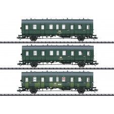 Personenwagen-Set DR