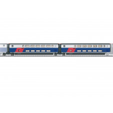 Ergänzungswagen-Set 1, TGV Duplex, Ep.VI - 3. Q 2021