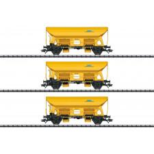 Selbstentladewagen-Set DBG