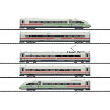 Hochgeschwindigkeitszug ICE 4, gr. Endw., DB AG, VI