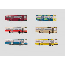 Display Omnibusse (12 Stück)