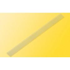 H0 Oberleitungsdraht, 250 mm, 5 Stück