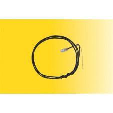 Glühlampe, klar, d 1,8 mm, 10 V, 1 Kabel
