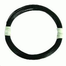 10 m Kabelring, 0,14 mm², schwarz
