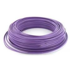 10 m Kabelring, 0,14 mm², lila