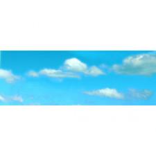 Fond de nuage, 278 x 80