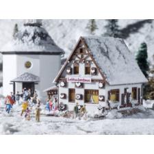 Maison de pain d'épice