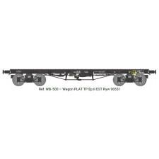 Wagon PLAT TP Ep.II EST Ryw 96531