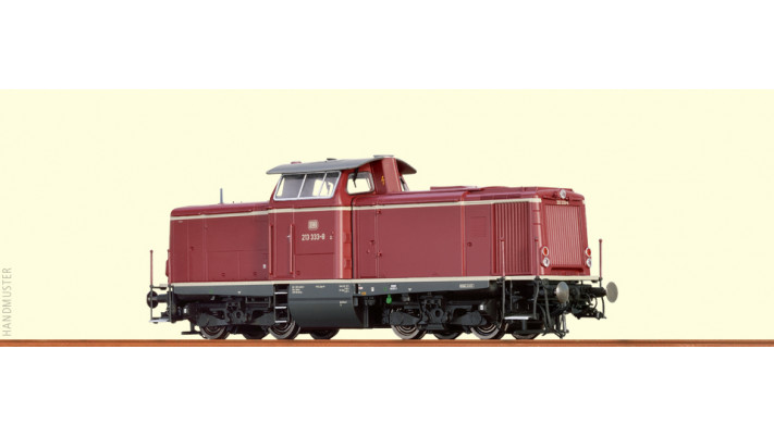 H0 Diesel Loco BR 213 DB, IV