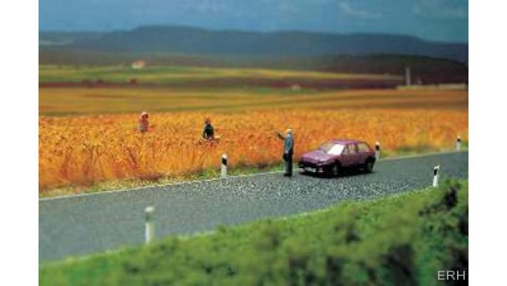 Route asphalte HO TT