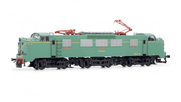 Locomotora 278-007 RENFE, Época V