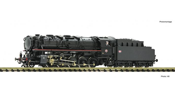 Locomotive à vapeur 150 X de la Sncf sonore
