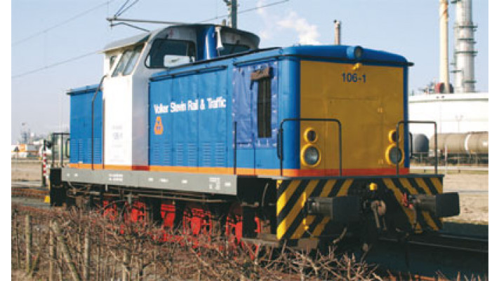 LOCO.D.V60 VOLKERRAIL