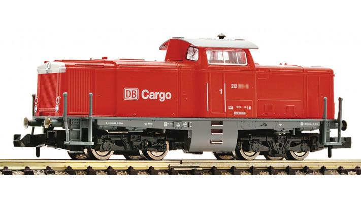 Diesellok BR 212 vkrt.DCC