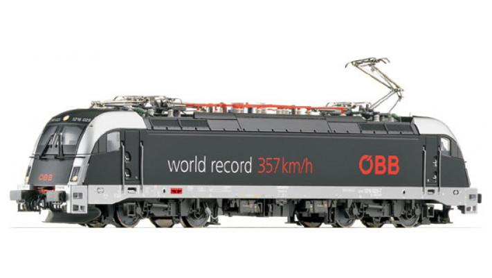 LOCO E RH1216 RECORD OBB