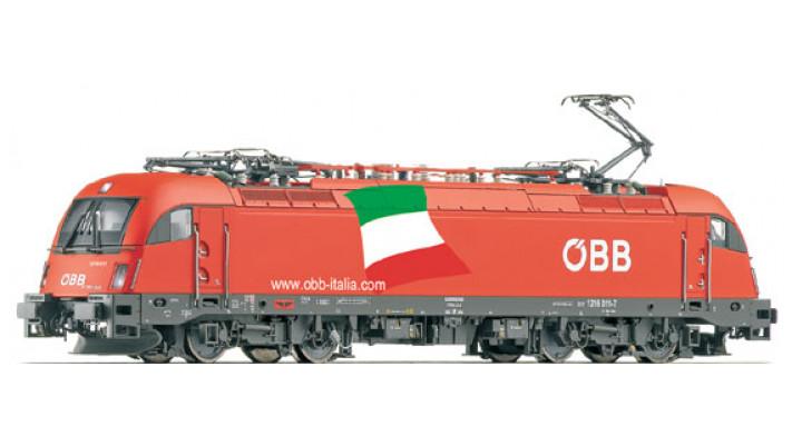 LOCO E RH1216 OBB ITALIA