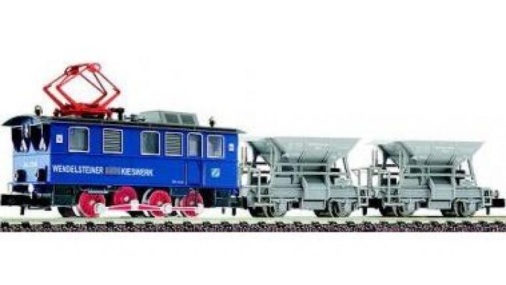 TRAIN CREMAILLERE WK