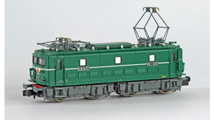 Locomotive BB 325 tours