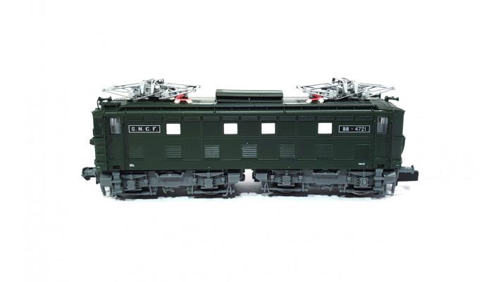 Locomotive BB 4667 bordeaux sncf