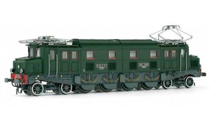 Locomotive électrique 2D2 5525 SNCF ##