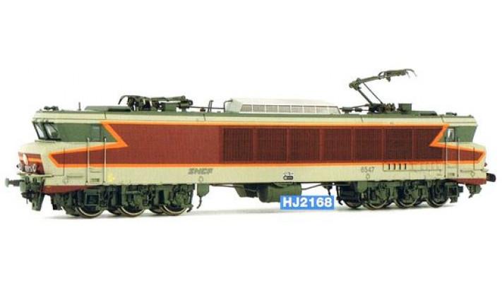 Locomotive électrique CC 6500 2ème sous série Maurienne rouge