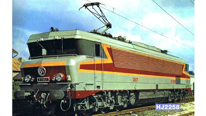 Locomotive électrique CC21001, livrée d'origine #