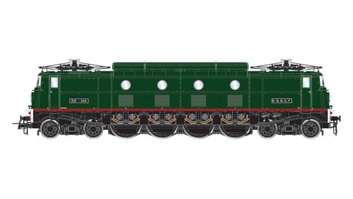 ETAT, 2D2 509 Zklop, Ep. III